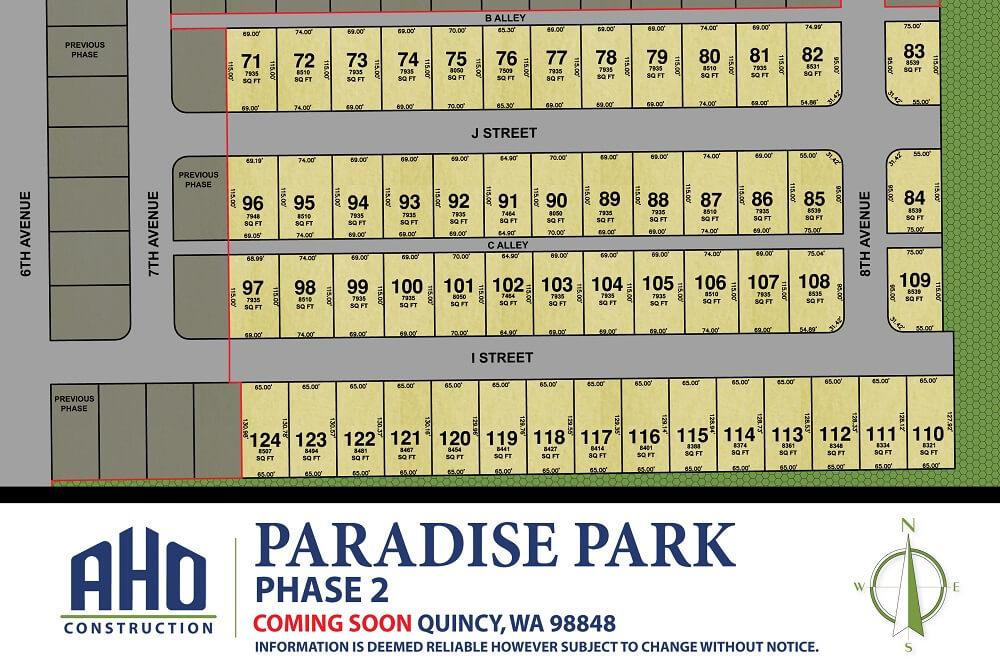 Paradise Park Phase 2